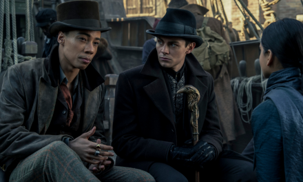 Netflix's shares featurette of new series 'Shadow And Bone'