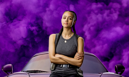 NATHALIE EMMANUEL IS BACK AS RAMSEY IN Fast & Furious 9