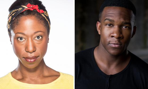 Osy Ikhile joins the cast New Drama 'Citadel' Alongside Nikki Amuka-Bird