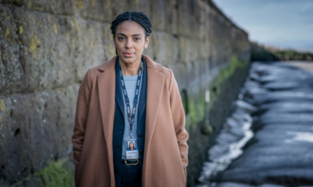 MARSHA THOMASON Joins ITV'S The Bay