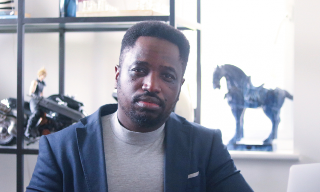 TBB Talks To… Tobias Ighofose Creator of new Computer game Queen Amina