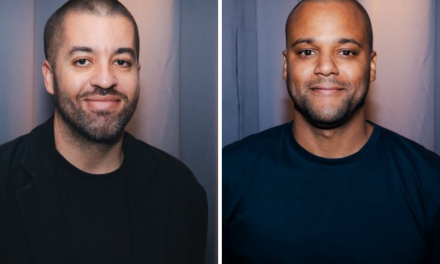 British writing duo Daniel Fajemisin-Duncan and Marlon Smith To Adapt Netlix's 'The Upper World'