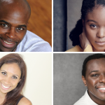 Cedric Neal, Amara Okareke, Debbie Kurup and Ashley Samuels cast in murder mystery musical