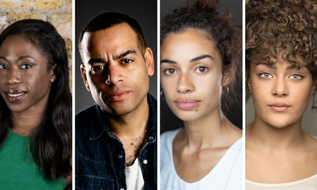 Nikki Amuka-Bird, Ben Bailey SMith, Izuka Hoyle & Nia Towle join the cast of PERSUASION from Netflix & MRC
