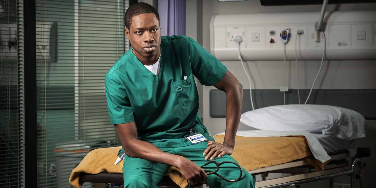 Osi Okerafor joins the cast of BBC's medical drama Casualty