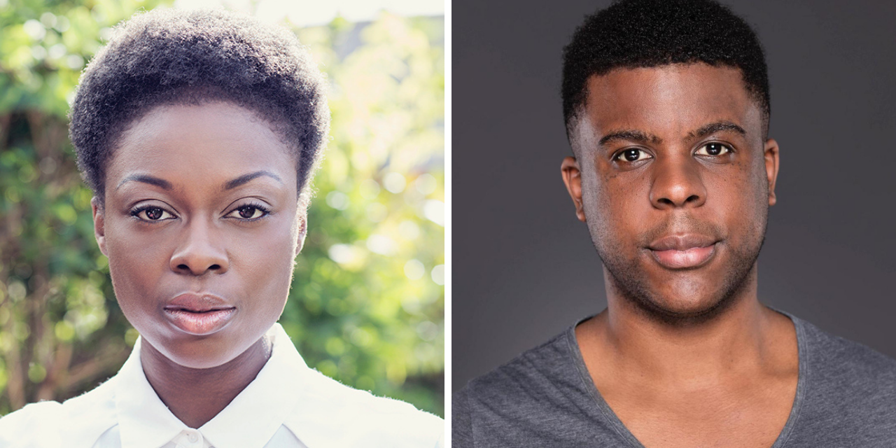 Joan Iyiola and Ashley Zhangazha cast in the Young Vic's new play Changing Destiny