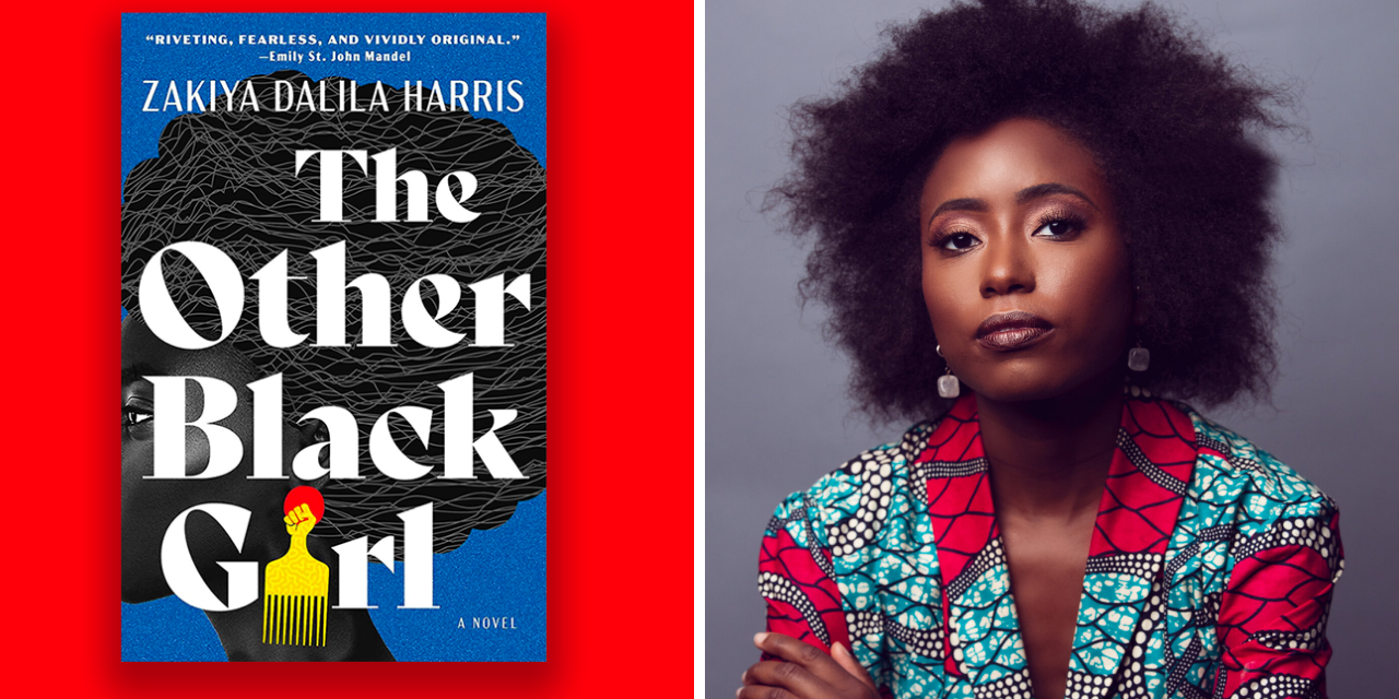 98 out of 100 – The Other black girl by zakiya dalila harris