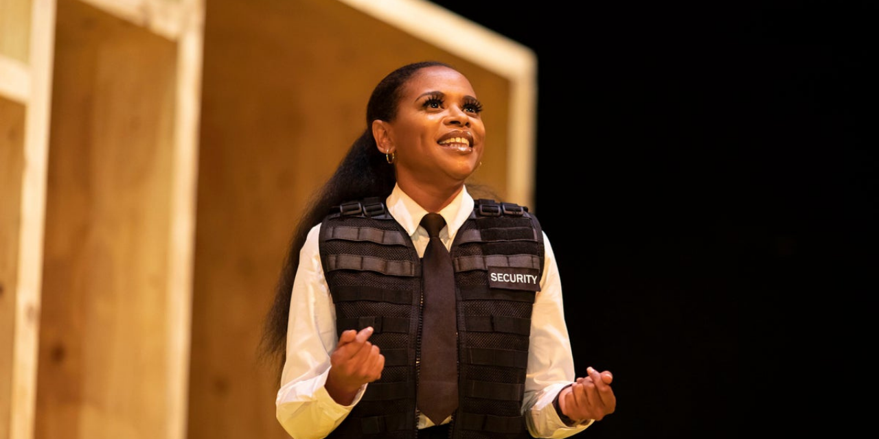 'Out West' at the lyric theatre – 78 out of 100