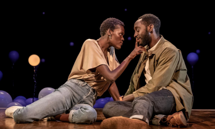 'Constellations' at the vaudeville theatre – 90 OUT OF 100