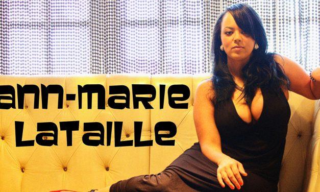 TBB Talks to … Spoken Word Artist Ann-Marie Lataille
