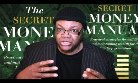 Cipher J.E.W.E.L.S & The Secret Money Manual