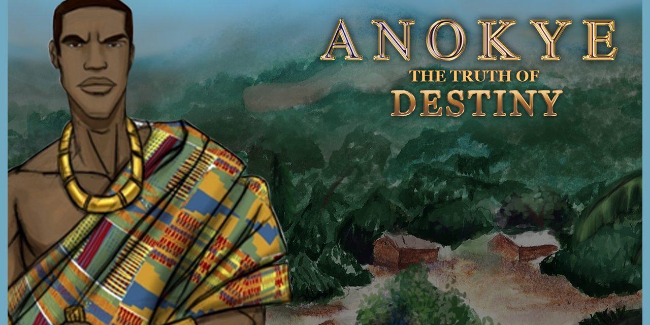 Akua Ofosuhene Talks About New Ghanaian Animation, Anokye's Sword