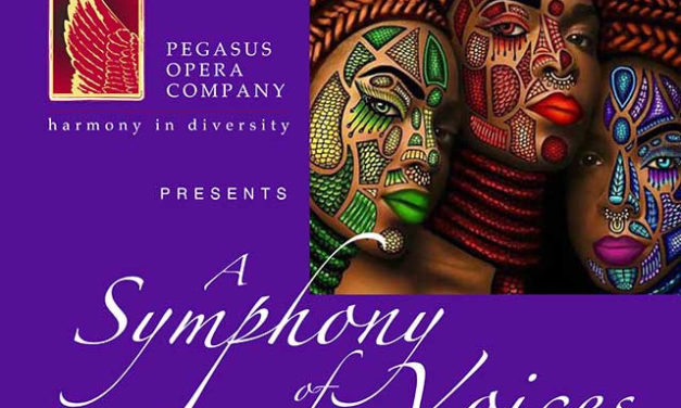 Pegasus Opera Company Presents 'A Symphony of Voices' Thurs 13th October