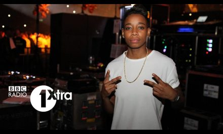 A.Dot Becomes First Solo Female Host of BBC 1Xtra Breakfast
