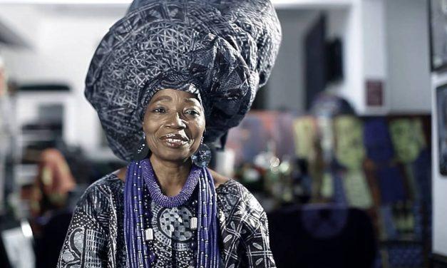 An Inspiring Conversation With Nigerian Artist Chief Nike Davis-Okundaye