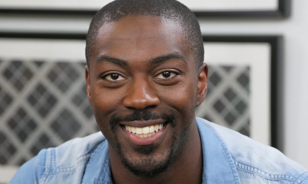 David Ajala Talks About Current Role in ITV's New Drama Series, Beowulf