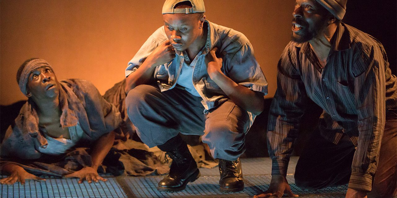 'The Rise and Shine of Comrade Fiasco' @ The Gate Theatre – 80% Out Of 100