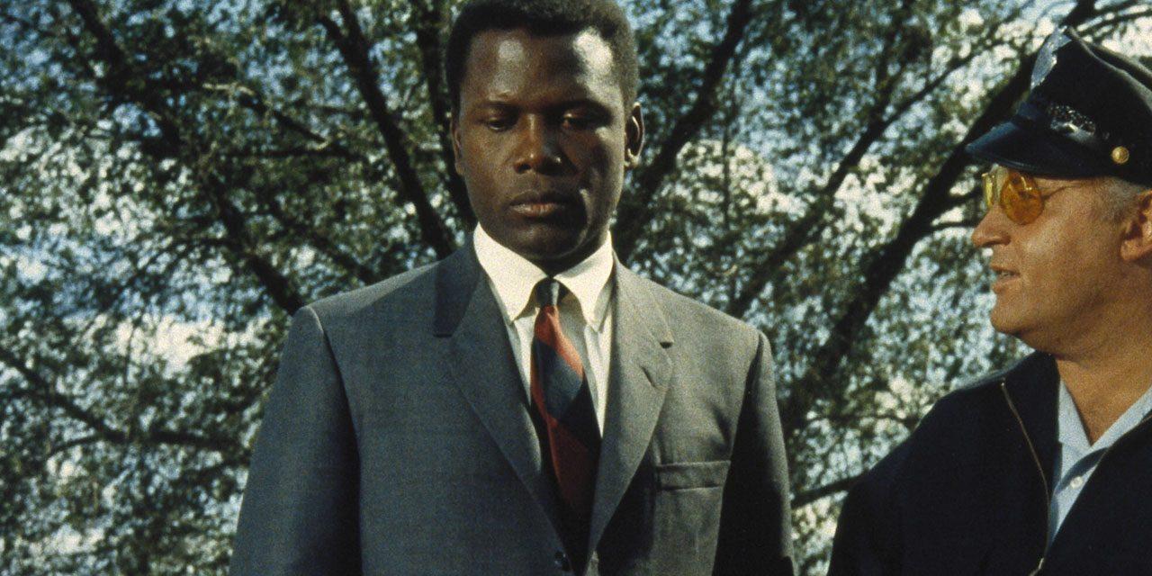 "Bfi Poll Reveals Uk's Favourite Black Star Performance: Sidney Poitier As ""Mister Tibbs"""