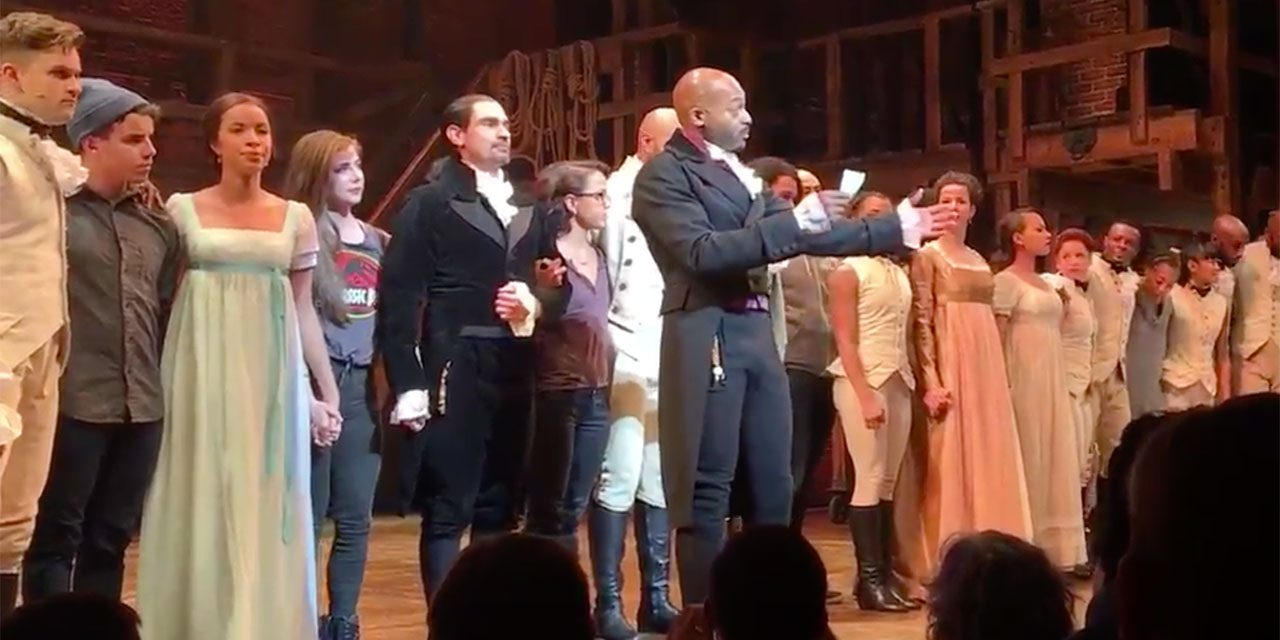 Trump & Running-Mate Pence Attempt a #BoycottHamilton (The Musical) Movement!
