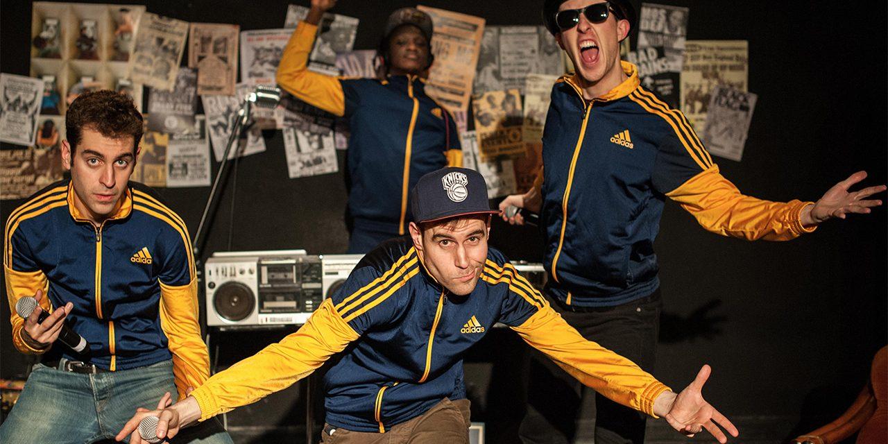 Licensed To Ill at Southwark Playhouse 30th Nov – Saturday 24th Dec 2016