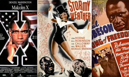 BFI Black Star Hosts Separate Cinema's African American Film Poster Exhibition
