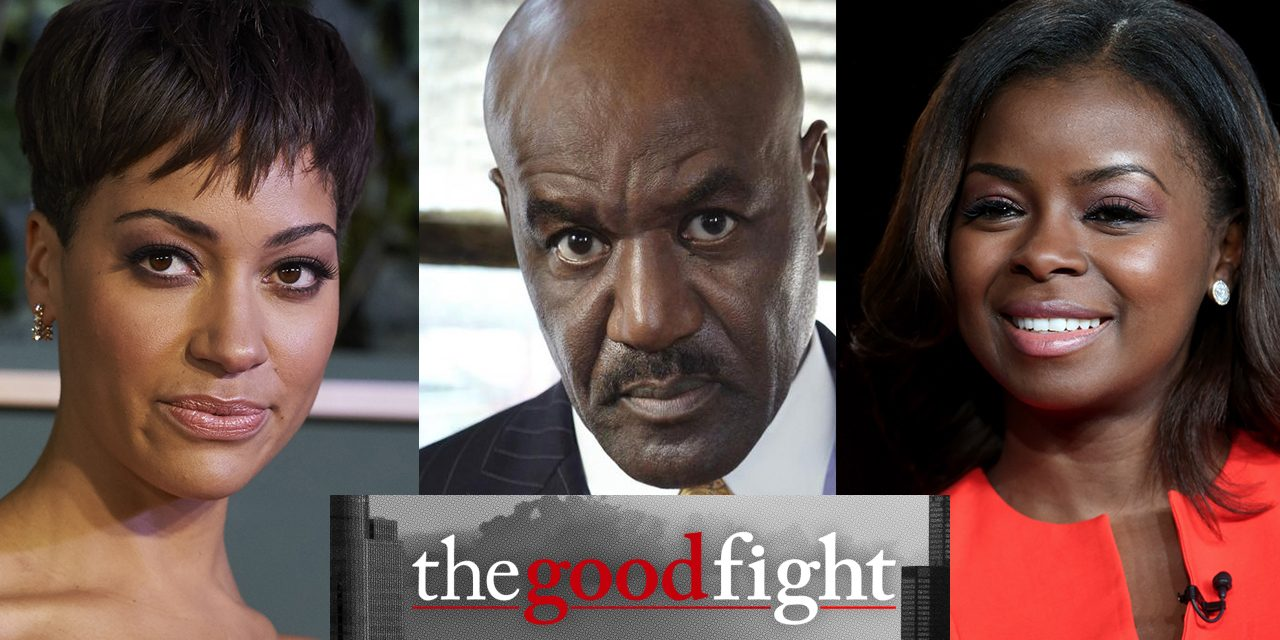 Cush Jumbo Joined by Delroy Lindo & Erica Tazel in Good Wife Spin-off, The Good Fight
