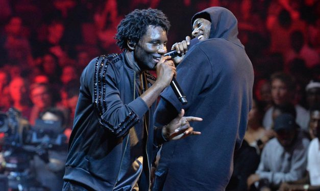 """89% #OutOf100 – Wretch 32 Wows """"Growing Over Life"""" Concert at O2 Forum Kentish Town"""