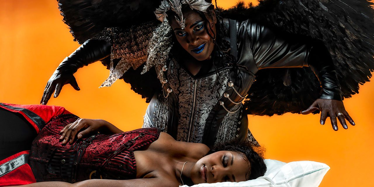 80% #OutOf100 – Sleeping Beauty Pantomime @ Hackney Empire