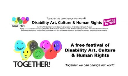 Together! 2016 Disability Film Festival 9-11 December 2016