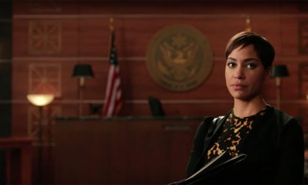 CBS Release First Teaser-Trailer & Poster For Cush Jumbo Starring, The Good Fight