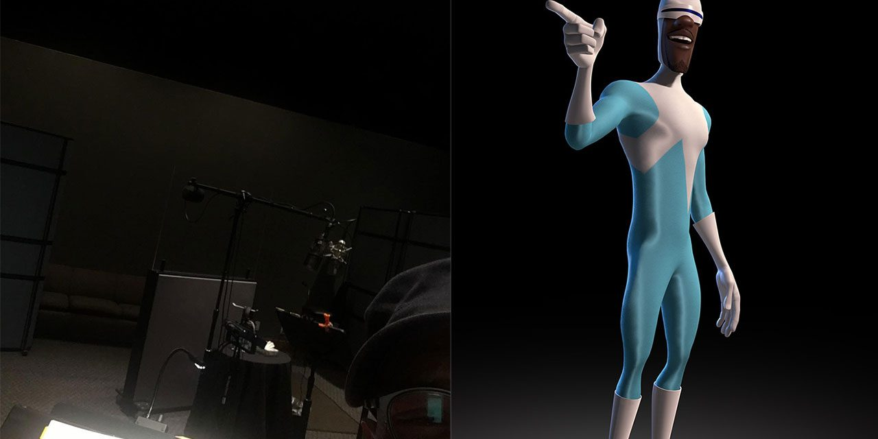 Samuel L. Jackson Returns to Voice Frozone for Incredibles 2