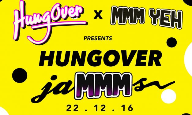 Jade Avia & Novelist Present  HungOver Xmas Party Thursday 22nd December @ Queen of Hoxton