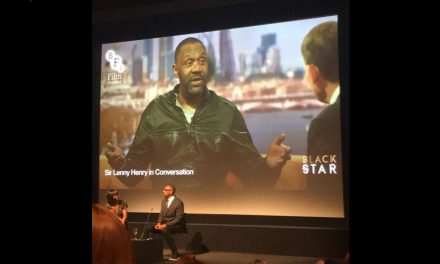 #TBBevents A Reflection of Sir Lenny Henry In Conversation @ BFI Southbank