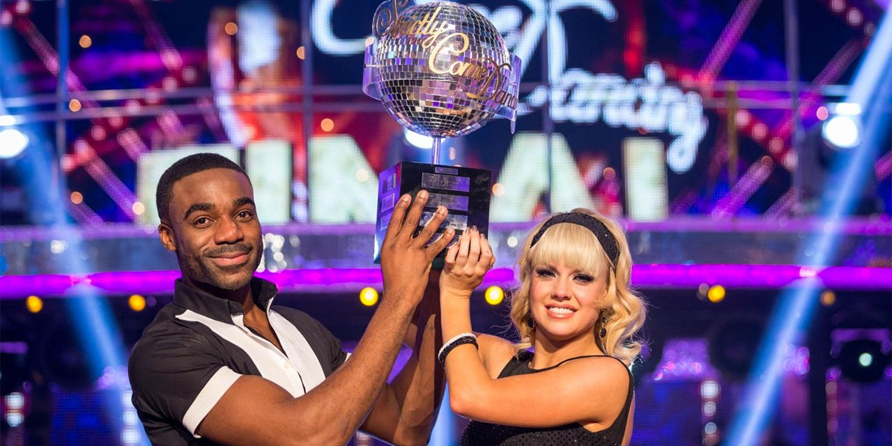 Ore Oduba Takes The Glitterball Trophy as 2016 Strictly Champion Despite Bookies Predicting Last Place Finish!