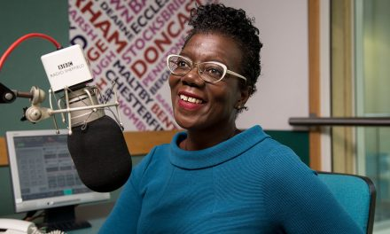 BBC Radio Sheffield Presenter Paulette Edwards Discusses Her New Mid-Morning Show