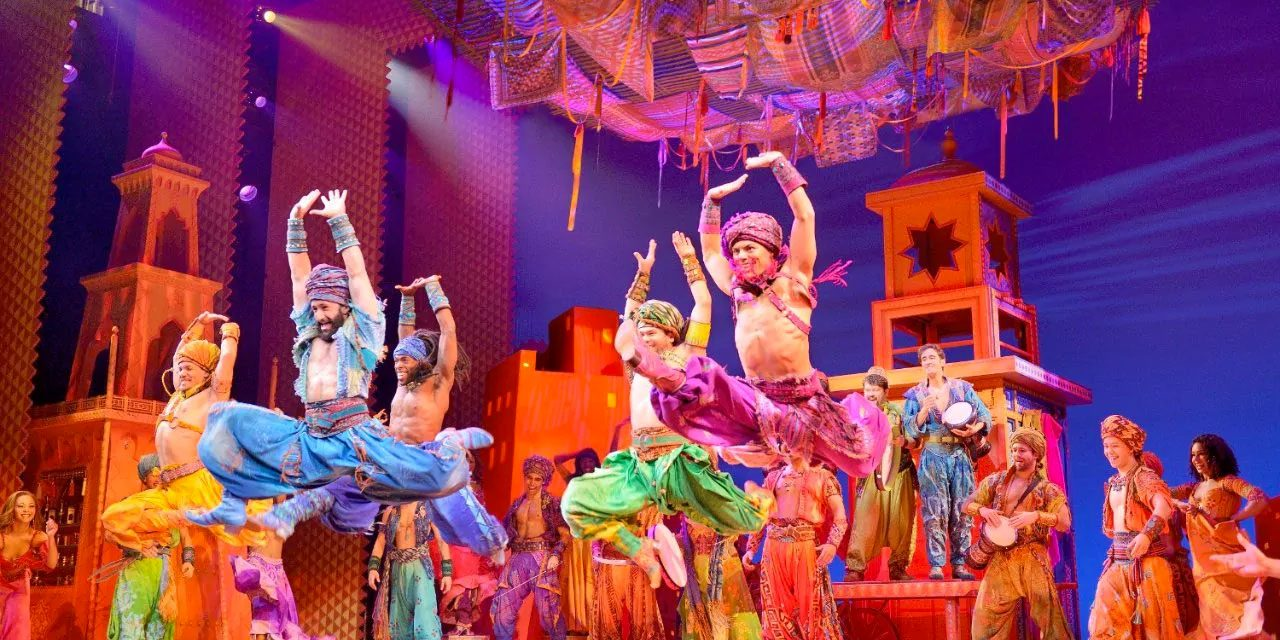 Aladdin Open Auditions – Male & Female Dancers & Singers