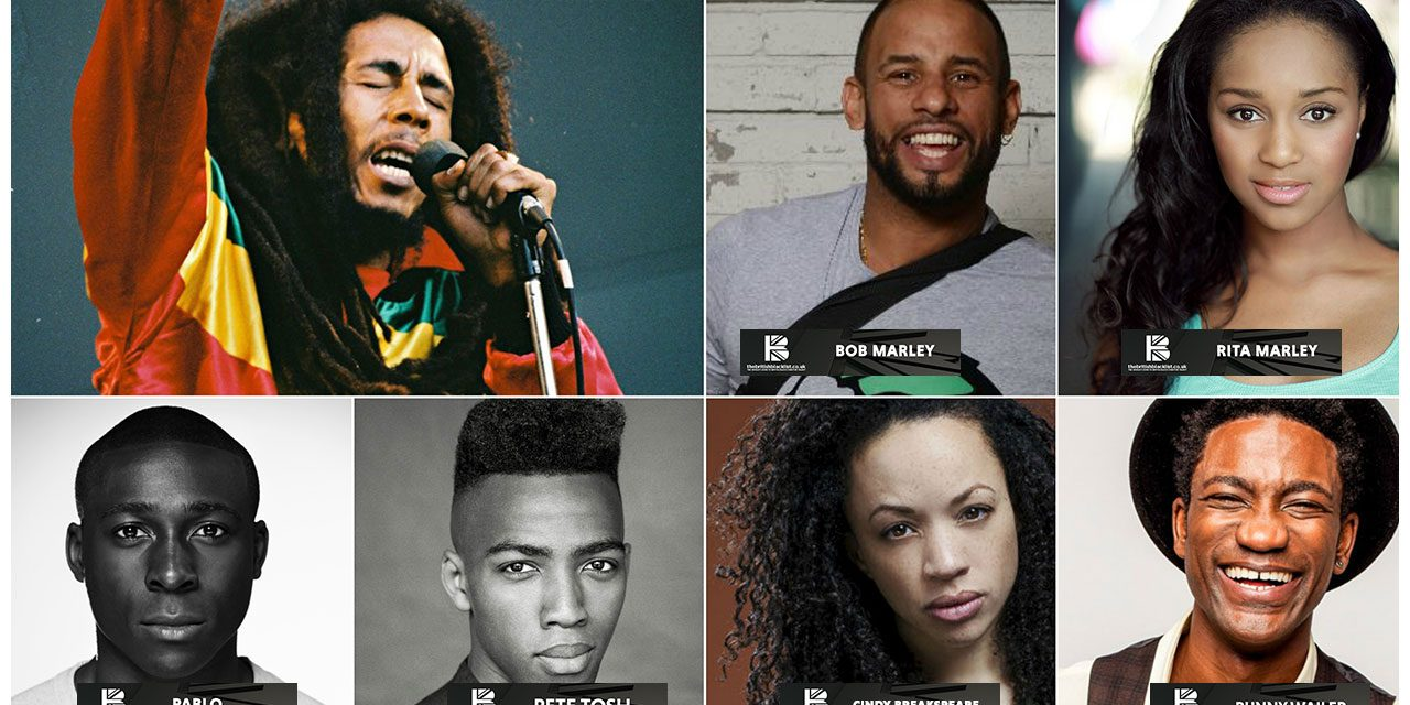 Cast Announced For Kwame Kwei-Armah's Play, One Love: The Bob Marley Musical