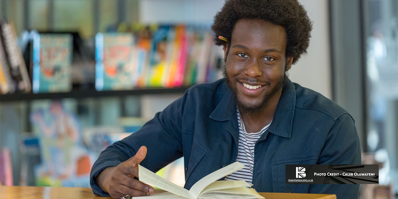 London's Young Poet Laureate Caleb Femi Credits Tech & Social Media With Surge in Poetry Interest!