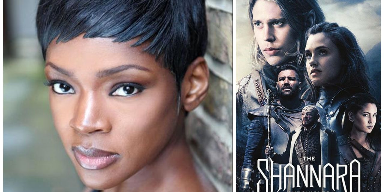 Caroline Chikezie To Film New Recurring Role in U.S. Series