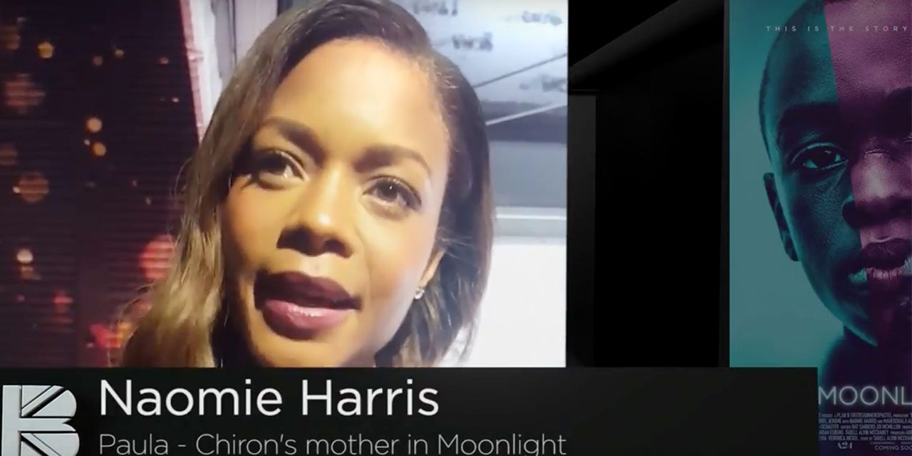 TBB Speaks EXCLUSIVELY to Naomie Harris About Her Award-Winning Role in, Moonlight