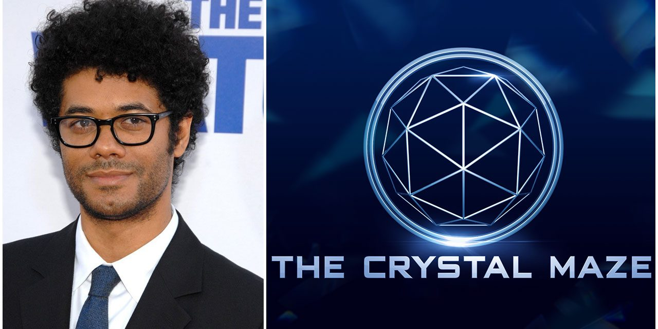 Richard Ayoade to Host Channel 4's Reboot of The Crystal Maze