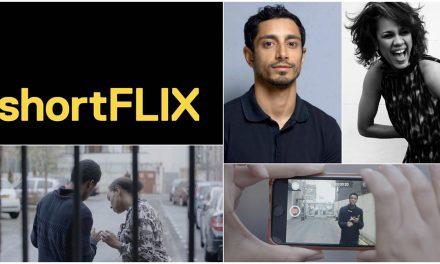 Riz Ahmed & Zawe Ashton Support Shortflix, A New Creative England Young Adult Filmmaking Scheme