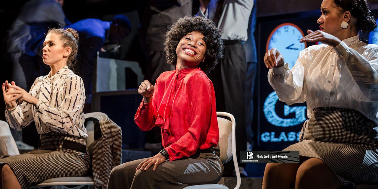 Bubbly Black Girl Sophia Mackay Sheds Her Chameleon Skin For TBB