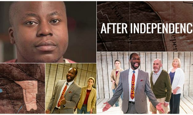 Playwright May Sumbwanyambe, Talks Writing, Identity & Cultural Politics