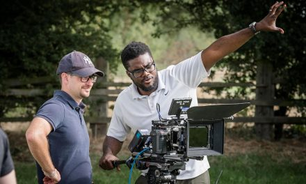 #TBB10 With Anderson West Director of Short Film, Diembe