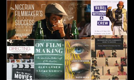 #TBBreccommends – Must Have Books For Budding Filmmakers
