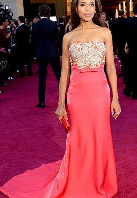 Red Carpet Fashion: Oscar Winning Celebrity Style
