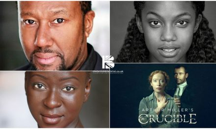 Casting Announced for New Production of Arthur Miller's, The Crucible, On Tour Now