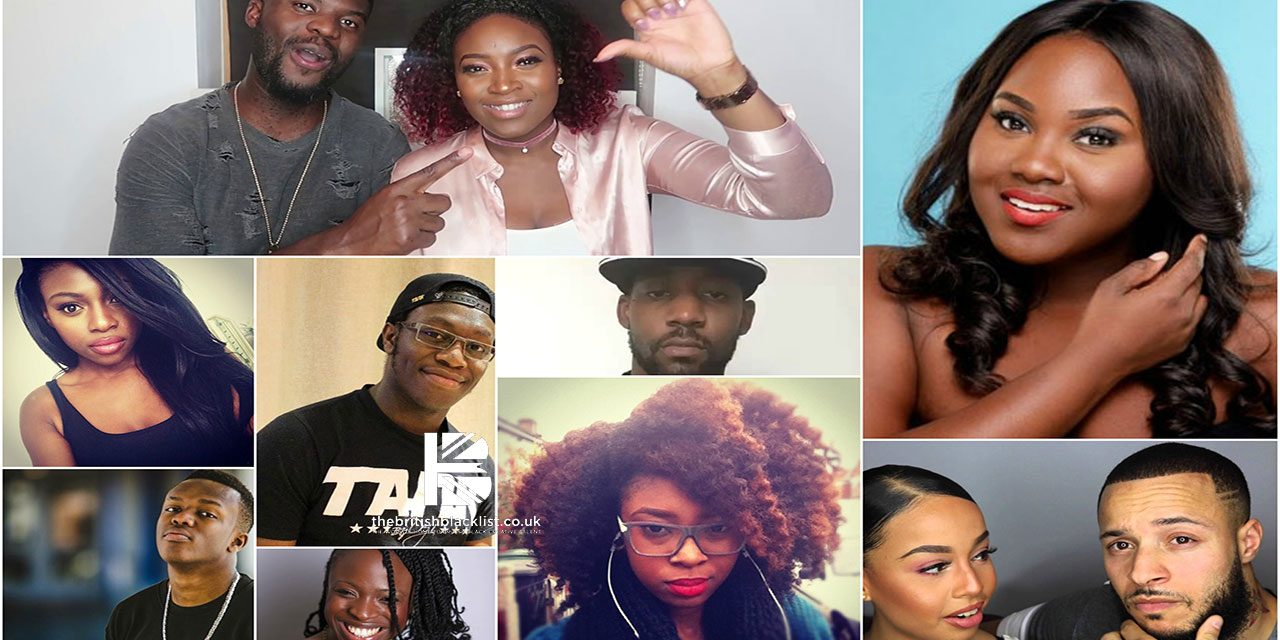 Where Are All the British Black YouTubers?