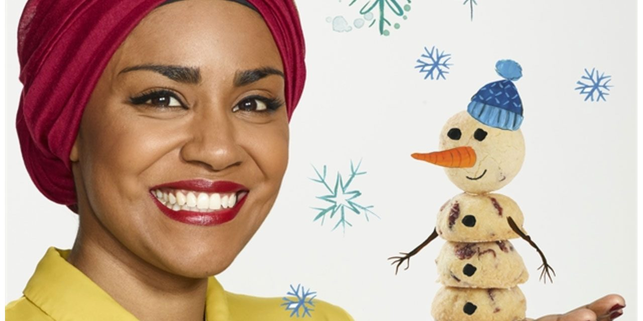 Nadiya Hussain to Release a Christmas Recipe & Storybook For Kids This October